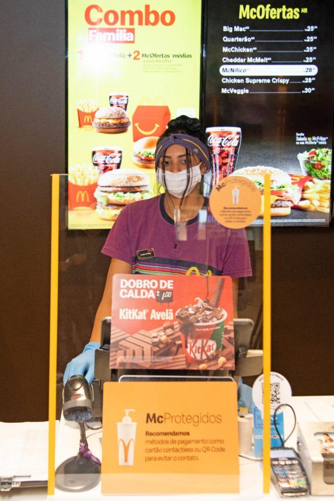 McProtegidos - Campanha do McDonald's