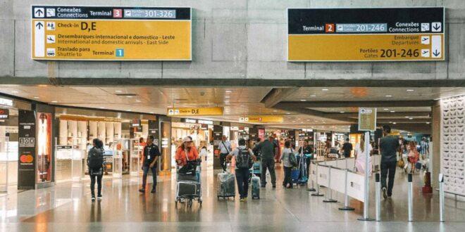 Foto de capa do texto que fala sobre o turismo pós pandemia no Brasil